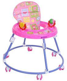 Mothertouch Round Walker - Pink