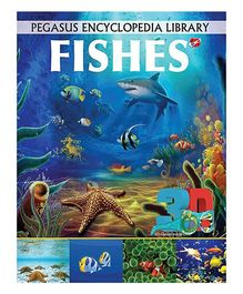 Pegasus Encyclopedia Library Fishes 3D - English