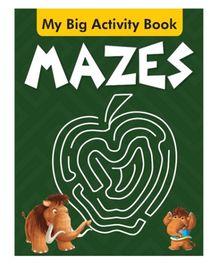 Pegasus My Big Activity Book Mazes