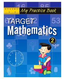 Pegasus My Practice Book Target Mathematics 2 - English