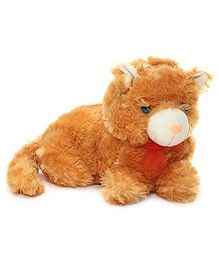 Tickles Puppy Plush Toy Brown - 47 cm