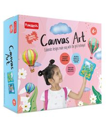 Funskool Canvas Art
