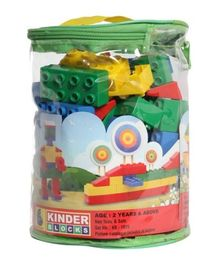 Peacock Kinder Blocks