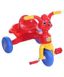 Mee Mee Musical Tricycle Red