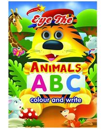 Fairfield Book Publisher Eye The Animals Abc Colour And Write