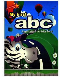 Fairfield Book Publisher My First abc Small Letters Activity Book