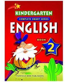 Fairfield Book Publisher Kindergarten English Book 2