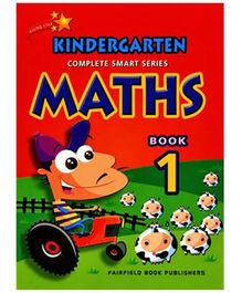 Fairfield Book Publisher Kindergarten Maths Book 1