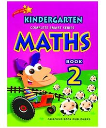 Fairfield Book Publisher Kindergarten Maths Book 2