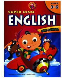 Fairfield Book Publisher Super Dino English Pre School