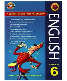 Fairfield Book Publisher A Complete Guide To English Primary 6 - English