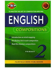 Fairfield Book Publisher English Compositions Primary 2 - English