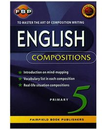 Fairfield Book Publisher English Compositions Primary 5 - English