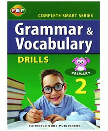 Fairfield Book Publisher Grammar And Vocabulary Drills Primary 2