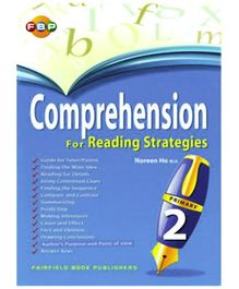 Fairfield Book Publisher Comprehension For Reading Strategies Primary 2 - English