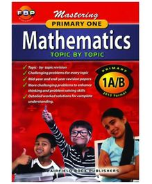 Fairfield Book Publisher Mastering Mathematics Topic By Topic 1 A - English