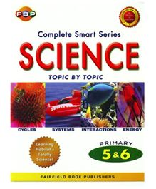Fairfield Book Publisher Science Topic By Topic - Primary 5 And 6