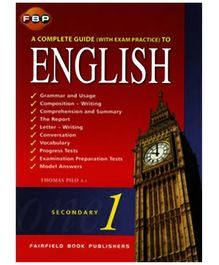 Fairfield Book Publisher Complete Guide To English Secondary 1