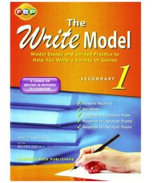 Fairfield Book Publisher The Write Model Secondary 1 - English
