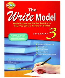 Fairfield Book Publisher The Write Model Secondary 3 - English