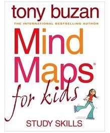 Harper Collins Mind Maps For Kids Study Skills Book - English