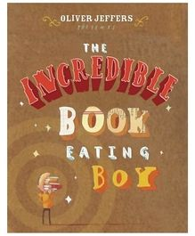 Harper Collins The Incredible Book Eating Boy