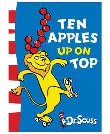 Harper Collins Dr Seuss Ten Apples Up On Top
