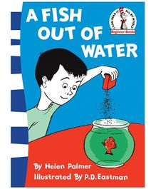 Harper Collins A Fish Out Of Water - By Helen Palmer
