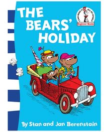 Harper Collins The Bears Holiday - By Stan And Jan Berenstain