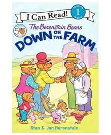 Harper Collins The Berenstain Bears Down On The Farm