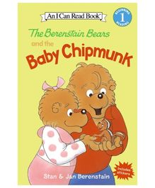 Harper Collins The Berenstain Bears And The Baby Chipmunk - By Jan Berenstain And Stan Berenstain