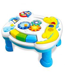 Little's Musical Activity Table Play And Learn Toy (Color May Vary)