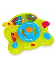 Little's My First Car Play And Learn Toy (Color May Vary)