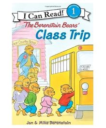 I Can Read Series The Berenstain Bears Class Trip