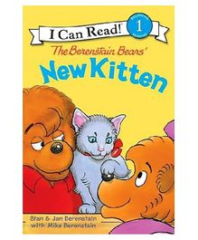 I Can Read Series The Berenstain Bears New Kitten