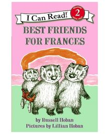 I Can Read Series Best Friends For Frances