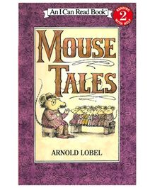 I Can Read Series Mouse Tales