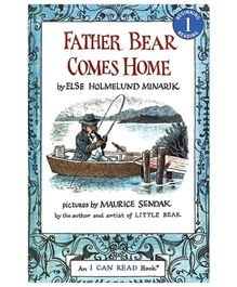 I Can Read Series Father Bear Comes Home
