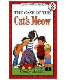 I Can Read Series The Case Of The Cats Meow