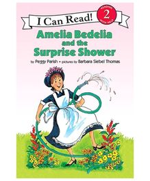 I Can Read Series Amelia Bedelia And The Surprise Shower - By Peggy Parish
