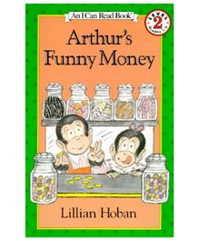 I Can Read Series Arthurs Funny Money - By Lillian Hoban