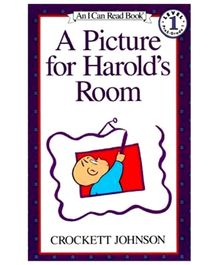 I Can Read Series A Picture For Harolds Room - By Crockett Johnson