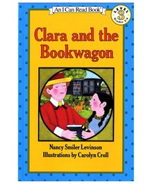 I Can Read Series Clara And The Bookwagon - Level 3