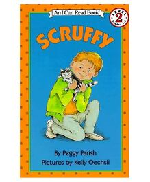 I Can Read Series Scruffy - Level 2