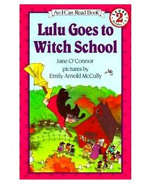 I Can Read Series Lulu Goes To Witch School - Level 2