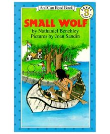 I Can Read Series Small Wolf - by Nathaniel Benchley