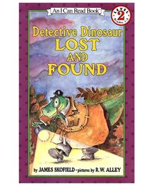 I Can Read Series Detective Dinosaur Lost And Found