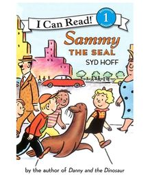I Can Read Series Sammy The Seal Syd Hoff - Beginning Reading 1