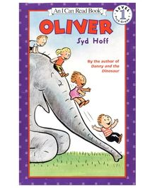 I Can Read Series Oliver Syd Hoff - Level 1
