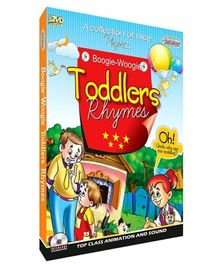 Interlude Technologies Toddlers Rhymes DVD - English